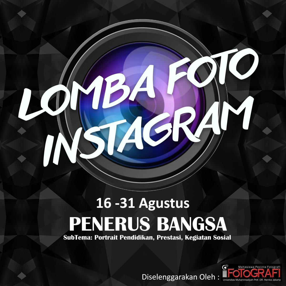 Lomba Foto Instagram 1